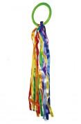 Anneaux de danse multicolores - Diamètre (cm) : 11