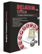 Annuaire CD-Rom Belgique Infobel Belgium