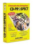 Annuaire d'entreprises françaises CD Prospect - 3,2 millions d'adresses professionnelles