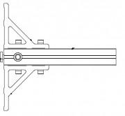 Antenne pré-assemblée - Antenne ANT 01