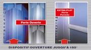 Anti pince doigt adhésif pour collectivités - Conçu pour portes et fenêtres