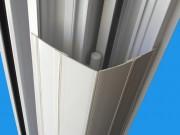 Anti pince doigts fenêtres bureau - Ouverture 90° à 180°