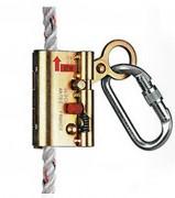 Antichute sur corde mobile - Manuel ou automatique