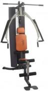 Appareil à charge guidée multi gym - Poids maxi utilisateur : 150kg