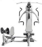 Appareil à charge guidée presse à jambes - Poids maxi utilisateur: 150 kg