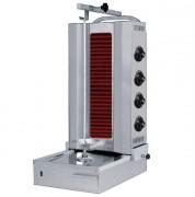 Appareil à kebab vitro électrique - Poids de la viande : 60 kg