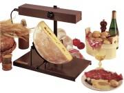 Appareil à raclette 1/2 fromage - Puissance  : 110 ou 230 V - 900 W