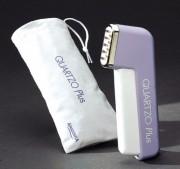 Appareil anti douleur - Générateur manuel de Piézo-électricité pour application thérapeutique