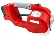 Appareil de cerclage ergonomique sur batterie - Vitesse de tension max : 14 m/min environ