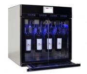 Appareil de conservation de vin de dernière génération - Capacités : 4 à 20 bouteilles - Gaz Neutre Argon