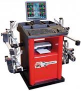 Appareil de contrôle géométrie CCD à infrarouge - Système à 8 capteurs CCD