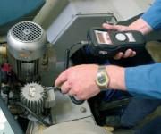 Appareil de détection de fuite de gaz - Fréquence de mesure 40 kHz+/- 1 kHz