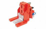 Appareil de levage hydraulique pour chariots de manutention - Levage hydraulique - Capacité de charge : 5 T à 10 T