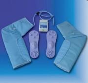 Appareil de massage pieds et chevilles - 5 niveaux d'intensité