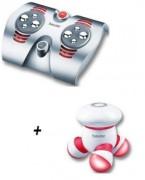Appareil de massage pour pieds - Puissance : 30 Watts