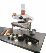 Appareil de nappage pour gâteau - Dimensions (mm) : 200 x 650 x 350