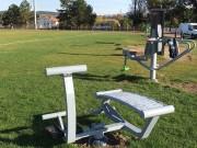 Appareil fitness extérieur