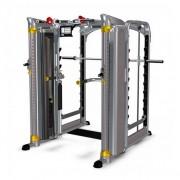 Appareil de musculation complet - Dimensions : Long 233.3 cm x Larg 210.82 cm x H 212.07 cm