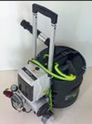 Appareil traitement odeurs mobile - Machine nomade avec applications multiples