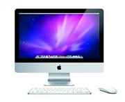 Apple iMac - all-in-one - Core i5 - Apple iMac - all-in-one - Core i5 2.66 GHz - 4 GB - 500 GB - LCD 21.5