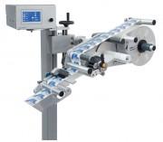 Applicateur d'étiquettes en auto-adhésif - 300 mm de laize - Vitesse maximale : 80 m/mm
