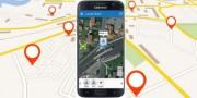 Application traceur GPS sur mobile - Disponible sur Play Store