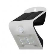 Applique solaire murale 2 W  - Lampe d'éclairage solaire LED 260 lumens