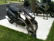 Appui range motos