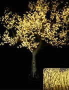 Arbre artificiel lumineux - Décoration lumineuse