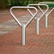 Arceau à vélo - Multiples possibilités d'applications