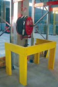 Arceau de protection professionnel - Robuste et résistant