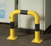 Arceau protection - Hauteur x longueur : 60x60 cm - Tube Ø : 89 mm