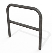 Arceau renforcé acier Ø 60 mm - Finition galva ou galva + peint