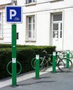 Arceau vélo - Parking pour vélos et motos en forme d'arceaux – Plusieurs modèles disponibles
