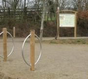 Arceaux d'appui pour vélos - S'adapte à tous types d'environnement
