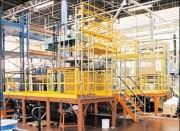 Architecture industrielle de sécurité - Prévention des risques de chutes