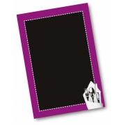 Ardoise menu restaurant - Dimensions (cm) : 60 x 40 - 90 x 60