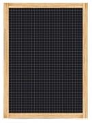 Ardoise simple pour menu - Dimensions (L x H) cm : 44 x 60