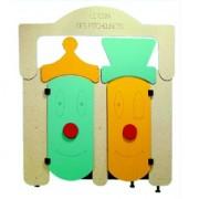 Armature toilettes maternelles