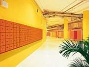 Armoire à casiers vestiaire - Système de fermeture électronique