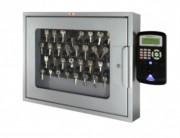Armoire à clés électronique - Capacité : De 8 à 128 clés