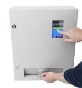 Armoire à clés électronique Check-in - Service 24h/24h