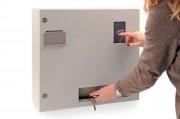 Armoire à clés électronique P&L - Service 24/24h sans réceptionniste