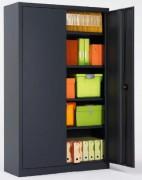 Armoire à portes battantes H 180 - Dimensions en cm : 180x90