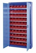Armoire atelier bac rangement - Dimensions: P 270 x H 1600 x L 1000 mm