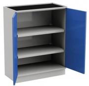 Armoire basse 2 portes - Dimensions ossature : 80x100 cm