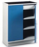 Armoire basse à tiroir - Dim. (Lxpxh) : 800x425x1000mm