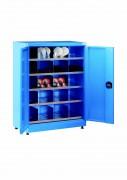 Armoire basse industrielle à casiers - Largeur : 920 mm - Profondeur : 450 mm