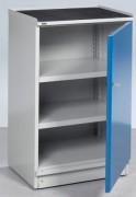 Armoire d'atelier polyvalente - Dimensions ossature : 55x100 cm