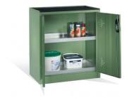 Armoire d'atelier tiroir et tablette 70 kg - Les tiroirs et les tablettes offrent un accès rapide à votre matériel